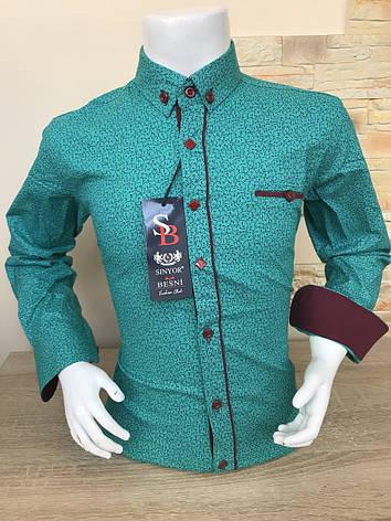 Детская рубашка Sinyor Besni 2-7, фото 2