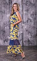 Стильное Платье  большие размеры 46-54, фото 1