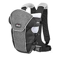 Эрго рюкзак-кенгуру Chicco Ultrasoft Magic Серый 878572021, КОД: 1079178