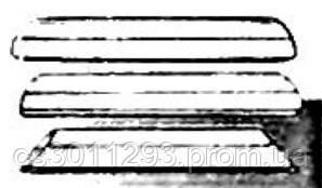 Форма для трубочек 3 штуки Pedrini (Италия) Оригинал, Кондитерские аксессуары, фото 2