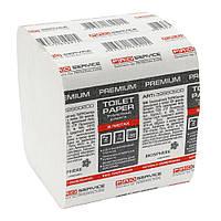 Туалетная бумага V сложение  целюлозная 2-х слойная 22*11см  PRO serviсe 300 шт. (32660600)