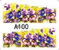 Слайд для дизайна ногтей A100