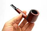 Трубка бриар ручной работы формы Canadian, фото 5