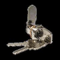 Замок для камеры хранения RZ L20 3K-4A, металл, планка изогнутая, 3 ключа