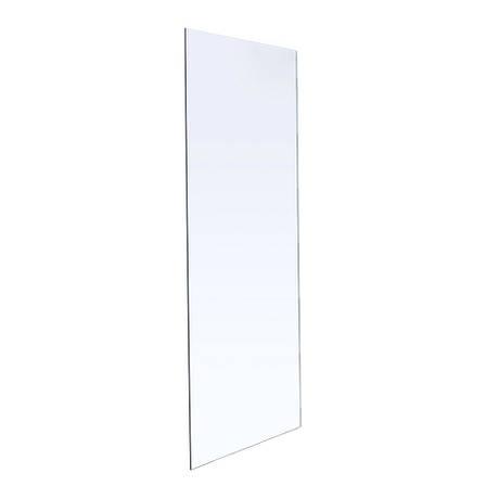 Стенка 1200*1900 мм, каленое прозрачное стекло 8мм, фото 2