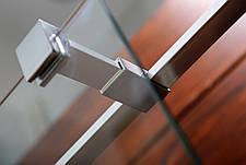 Держатель стекла (Е) с креплениями длиной 400мм, фото 2