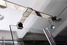 Держатель стекла (Е) с креплениями длиной 400мм, фото 3