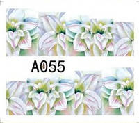 Слайд для дизайна ногтей A055