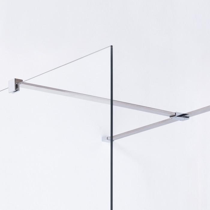 Держатель стекла (F) с креплениями длиной 800мм