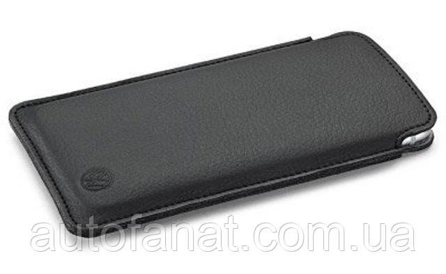 Оригинальный универсальный чехол для смартфонов Volkswagen Smartphone Case, Black (5TD087313)