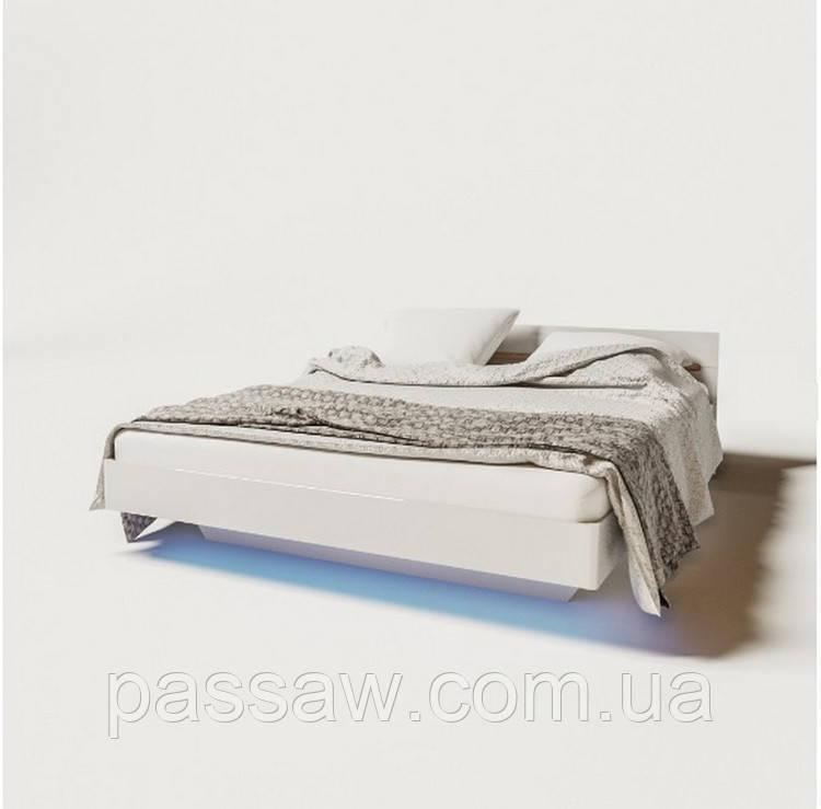 Кровать Бьянко 1,4 с ортопедическим каркасом