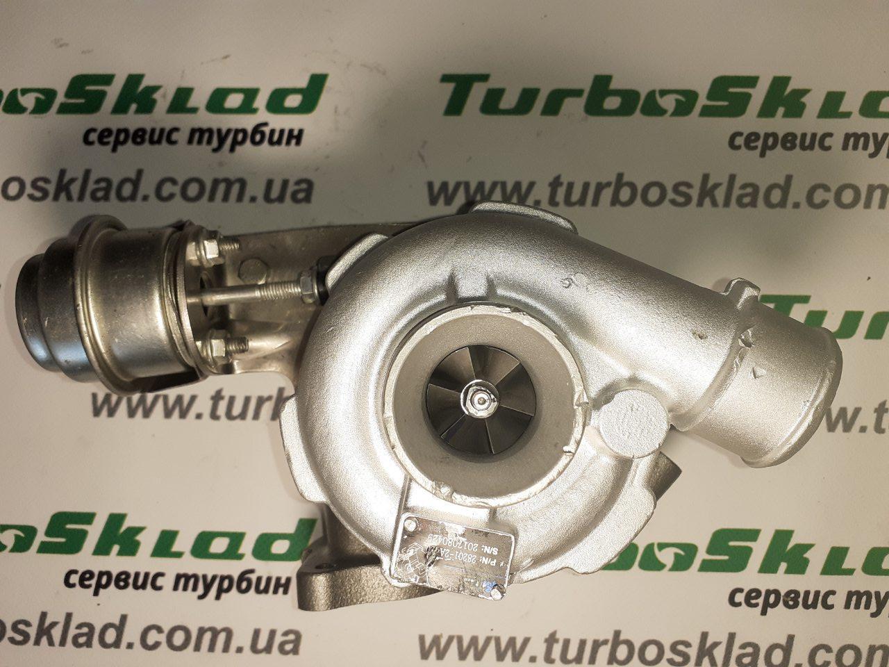 Турбина KIA Cerato 1.6 CRDi Киа Серато / Hyundai Getz 1.5 CRDi, фото 1