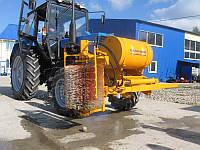 Лотковая щетка Блюминг БЛ-900М для очистки дорожных ограждений