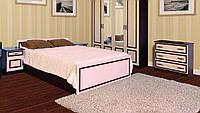 Кровать с ортопедическим каркасом  Ким 1,6