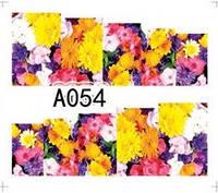 Слайд для дизайна ногтей A054