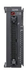 Модуль расширения ПЛК серий AS200/AS300,  32 канала дискретного вывода (транзисторные выходы, NPN), IDC-40