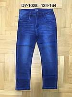 Джинсовые брюки для мальчиков F&D 134-164 р.р., фото 1