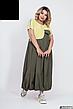 Сукня жіноча літнє,розмір:48-50,52-54,56-58, фото 6