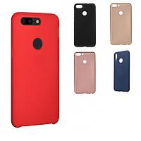 Чехол-накладка Remax (Silicone) Samsung J4 Plus 2018 (J415) Красная