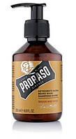 Шампунь для бороди Proraso Beard Shampoo Wood and Spice, 400750, 200 мл