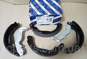 Колодки гальмівні задні Renault Duster 1.5 DCI, 1.6 16V (4x4)(Bosch 0986487774)(висока якість)
