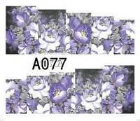 Слайд для дизайна ногтей A077