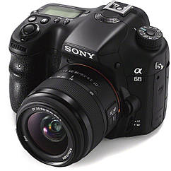Sony Alpha A68 kit (18-55mm)