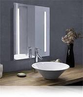 Зеркало в ванную,прихожую, спальню, настенное влагостойкое с LED подсветкой прямоугольное,квадратное под заказ