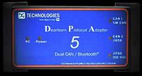 Dearborn DPA 5 Dual-CAN.Сканер для тяжелых грузовых авто Volvo, Газель, Валдай, Foton, Dong Feng, Камаз