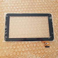 Сенсор (тачскрин) Freelander PD200 черный оригинал