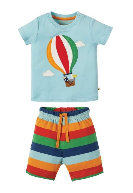 Пижама Frugi, Little Perran для мальчика