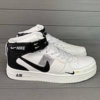 Мужские кроссовки Найк Air Force 1 Sportswear Реплика