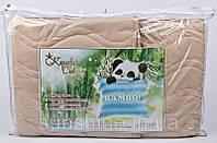 Летнее легкое бамбуковое одеяло Premium полуторное 145*205