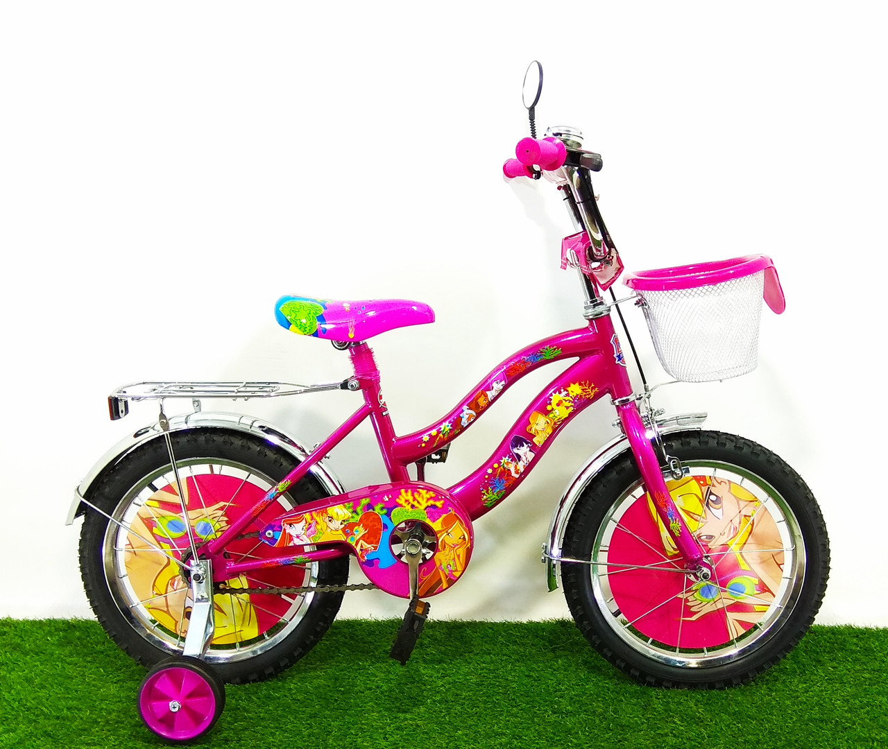 Детский велосипед Mustang WINX-18