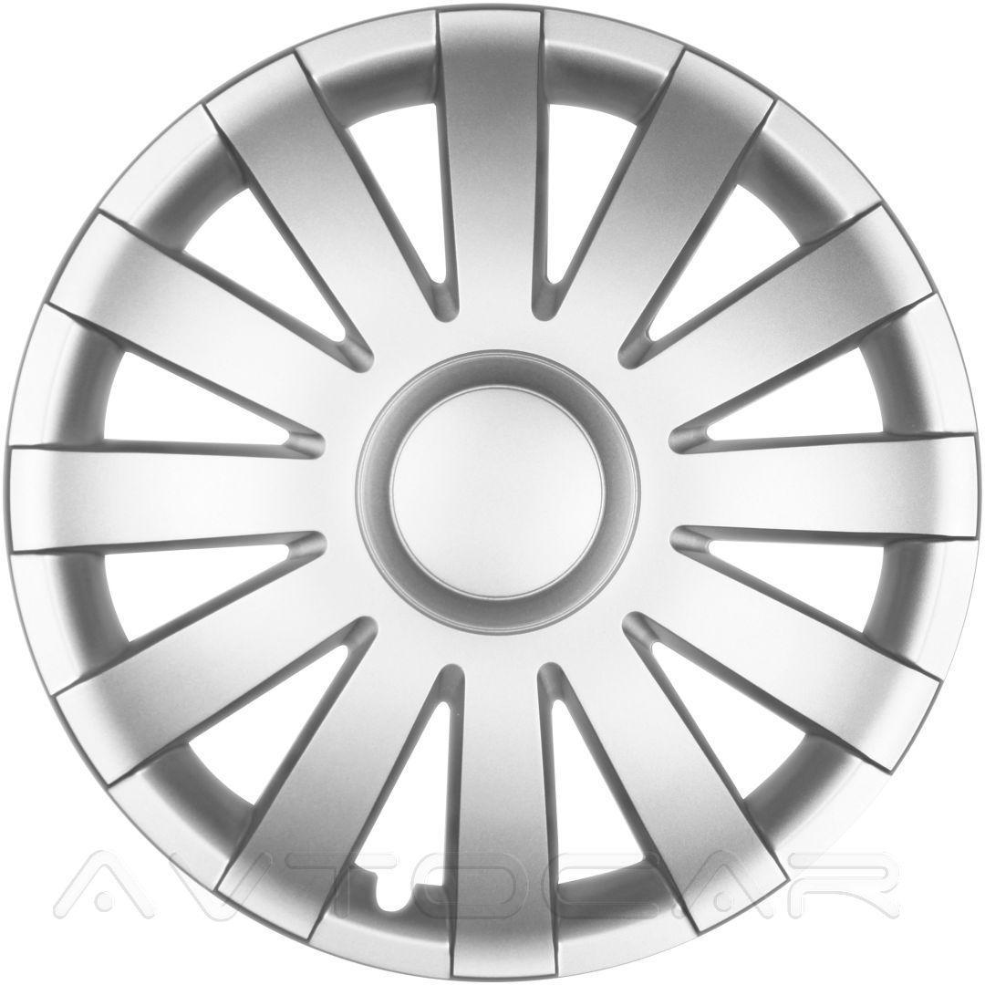 Колпаки колесные AGAT радиус R13 4шт (Olszewski) Серебристый