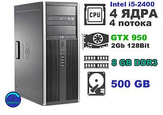 Компьютер ReBoost EEC i5 GTX 950