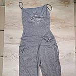 Комбинезон молодежный трикотажный 44-46 распродажа хлопок, фото 3