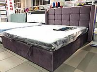 Ліжко двоспальне з підйомним механізмом Лондон