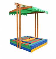 Детские домики, песочницы
