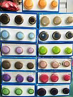 """Пуговица PG734 """"Versace"""" в 3-х размерах (разные цвета)"""