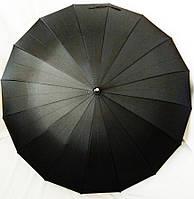 """Зонт-трость полуавтомат """"R&B"""" RB-261 ,16 спиц / Зонт антиветер"""