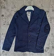 Пиджак для мальчика от 9 до 14 лет