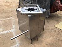 Бак для горячей воды со змеевиком нержавеющая сталь