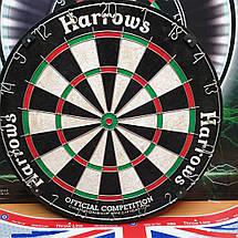 Дартс сизаль Harrows Official Англия, фото 2