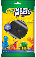 Застывающий пластилин черний (113 гр), Model Magic, Crayola