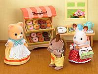 Магазин пончиков, Sylvanian Families