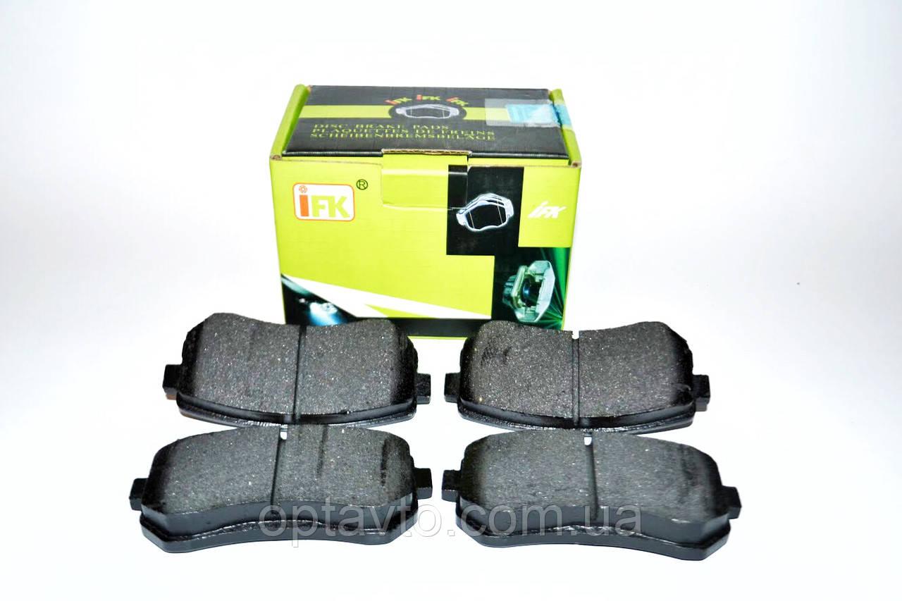 Хюндай Акцент / ЗАДНІ гальмівні колодки (Hyundai Accent)