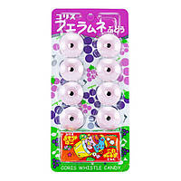 Coris Whistle Candy Grape