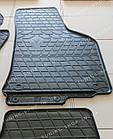 Резиновые коврики Skoda Octavia A5 2004-2013, фото 4