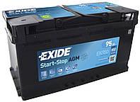 Аккумулятор 95 Exide AGM 6СТ-95 Евро (EK950)